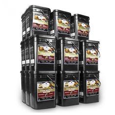 Wise Food Company 2880 Servings of Emergency Food Storage