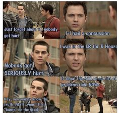 stiles. absolutely adore him and think he is amazingly hot. gosh i love teen wolf <3