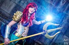 Celebrate the Art of Cosplay10 Little Mermaid Cosplays