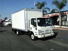2009 Isuzu NPR HD box van from Arrow Truck Sales in Kansas City, MO $28,950