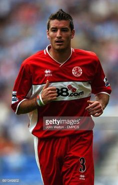 Franck Queudrue Middlesbrough Middlesbrough Fc, Wigan Athletic, Boro, Football Players, Soccer, England, Sports, Fashion, Hs Sports