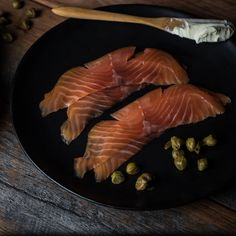 Smoked Salmon Best Smoked Salmon, Smoked Fish, Atlantic Salmon, Smokehouse, The Cure, Ethnic Recipes, Food, Products, Essen