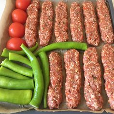 No automatic alt text available. Iftar, Turkish Kitchen, Turkish Recipes, Kitchen Art, Mediterranean Recipes, Bbq Grill, Grilling Recipes, Sausage, Food And Drink