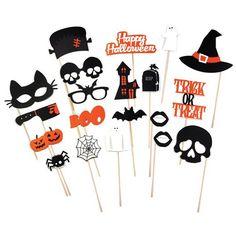 Halloween Photobooth Props $22