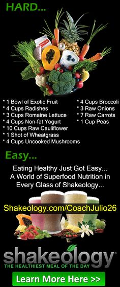 Learn More About Shakeology in this REVIEW