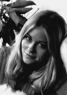 Cybill Shepherd in 1972