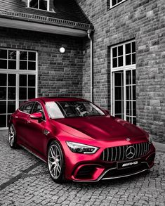 Daimler's mega brand Maybach was under Mercedes-Benz cars division until when the production stopped due to poor sales volumes. Mercedes-AMG became a Mercedes Benz Amg, Mercedes Models, Benz Car, Mercedes Sport, Carros Lamborghini, Carros Audi, List Of Luxury Cars, Best Luxury Cars, Luxury Food