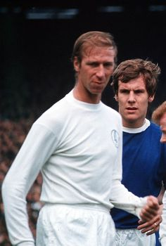 Jackie Charlton Leeds United 1970