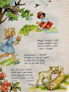 Italian Lessons, Botanical Prints, Winnie The Pooh, Disney Characters, Fictional Characters, Halloween, School, Books, Spring