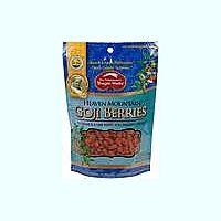 Heaven Mountain Goji Berries by Dragon Herbs - truly the best packaged gojis you will find!