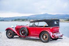 1928 Mercedes-Benz Typ S Supercharged Sports Tourer by Erdmann & Rossi Automotive Engineering, Automotive Art, Vintage Cars, Antique Cars, Vintage Items, Mercedes Benz Germany, Daimler Benz, Mini Trucks, Sports Sedan