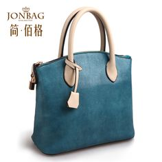 Jane Bai Grid JONBAG Summer New Handbags Caviar Hit Color Handbags Blue 17007 Handbags 23827260007