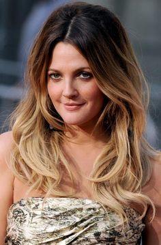 Mechas Californianas: luz para tu cabello  drew barrymore mechas californianas