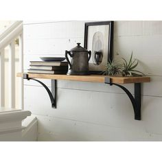 bar shelf replacement- iron rods