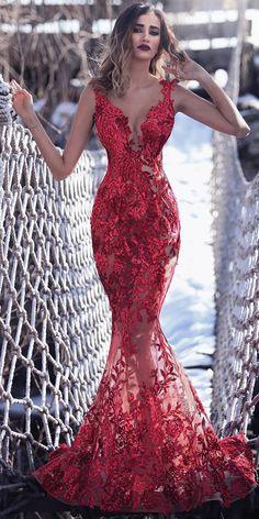 15 Your Lovely Red Wedding Dresses Wedding Gown red wedding gowns Red Wedding Gowns, Western Wedding Dresses, Baby Wedding, Red White Wedding Dress, Wedding Black, Red Gowns, Princess Wedding, Trendy Wedding, Elegant Prom Dresses