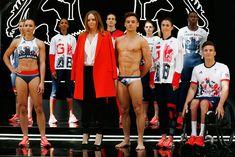 GB - Uniformes deportivos Olimpiadas 2016 by Stella McCartney