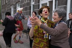 Photos: The real-life Patch Adams proves laughter is the best medicine in Armenia - Quartz