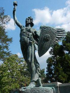 Spanish-American War Memorials | Bushnell Park: Spanish-American war memorial