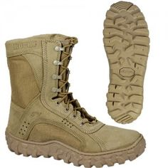 Rocky Sv2 Air Force Sage Green Vented Boots - Rocky has teamed ...