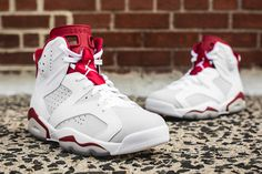 "Air Jordan 6 Retro ""Alternate"" Detailed Pics & Release Info"