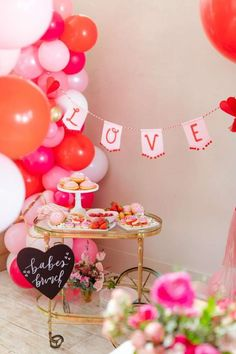 Feast your eyes on this wonderful Valentine's Day party! Loving the party food!! See more party ideas and share yours at CatchMyParty.com #catchmyparty #partyideas #partyfood #valentinesday #valentinesdayparty Bridal Shower Cakes, Bridal Shower Party, Heart Cakes, Valentines Day Party, Wedding Cakes, Favors, Birthdays, Party Ideas, Shower Ideas