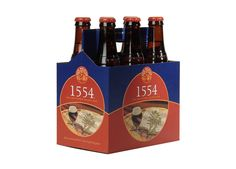 new belgium 1554.  I thought I had tried this before.  Had it in a keg at Pinto Lago (or some such) and liked it.