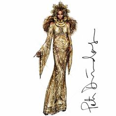 Peter Dundas launches new line with help from Beyoncé : Because who better to wear your designs for the first time?