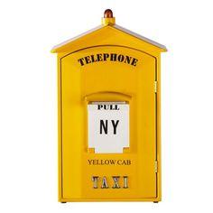 Téléphone Yellow Cab