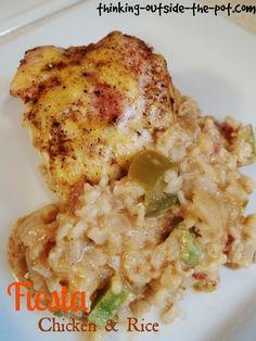 Fiesta Chicken & Rice