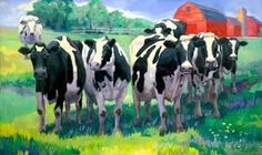 Image result for farm paintings
