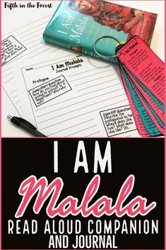 I am Malala - book study for 6th-8th grades. Everything ...