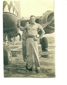 My paternal Uncle Max was a tailgunner in the Pacific Theater in World War ll.