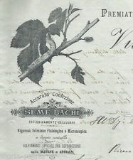 BACHICOLTURA_SEME_BACHI_ANTICA PUBBLICITARIA_MILANO_MARCHE_ABRUZZO_ROCCA_D'EPOCA