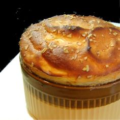 Apricot Souffle ala Alice Waters ~ Who better?