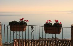 elogio dell'imperfezione | balcone