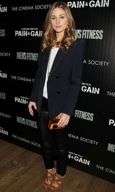 Style on Sunday: An Ode to Olivia Palermo - and how you can nab her slick look at Zara - Irish Mirror Online