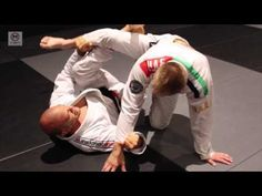 """Lucio Rodrigues """"Lagarto"""" shows Arm Bar from Guard with Luís Huber - YouTube"""