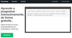 Aprende Python usando Codecademy y Raspberry Pi