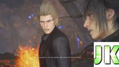 Final Fantasy XV Walktrought Chapter 4