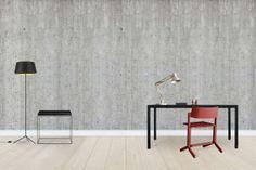 Concrete Wall - Wall Mural & Photo Wallpaper - Photowall