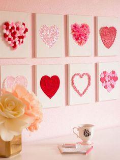 14 ideas DIY para San Valentín