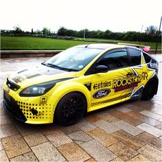Rockstar Ford Focus RS