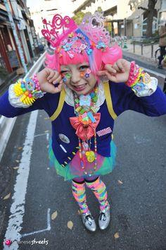 Decora cuteness!! #harajukufashion