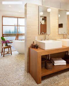 Bathroom with a view - Banheiro