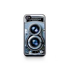iPhone Case iPhone 4s Flexaret vintage camera Czech by bomobob, $35.00