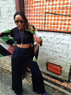 Shiona Turini Takes Russian Fashion Week