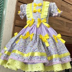 Girl Doll Clothes, Girl Dolls, Little Girls, Party Dress, Chiffon, Summer Dresses, Sewing, Womens Fashion, Kids