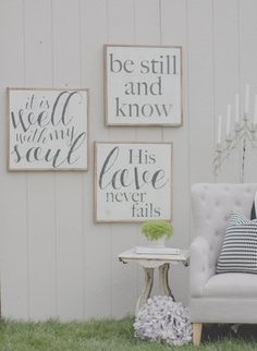 It Is Well Collection Price Includes All 3 by HouseofBelongingLLC