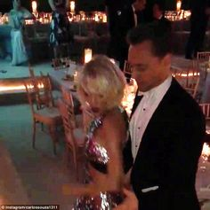 'Make it happen!': Twitter goes into meltdown as Taylor Swift fans call for star to sing the new James Bond theme after she is spotted kissing 007 hopeful Tom Hiddleston | Daily Mail Online