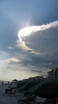 Cool clouds!